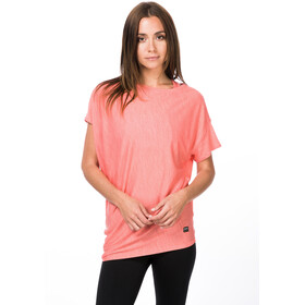 super.natural Yoga Loose Camiseta Mujer, georgia peach melange